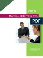 MANUAL DE ENTREVISTA