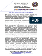 Edicion Especial Gmpo 00004 Inteligencia Preventiva Contra El Narcotrafico