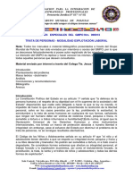 Edicion Especial Gmpo 000013 Trata de Personas - Modalidad Explotacion Laboral
