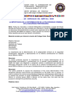 Edicion Especial Gmpo 00009 La Importancia de La Determinacion de La Peligrosidad Criminal en La Seguridad Penitenciaria