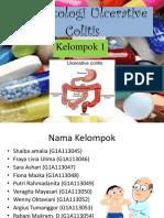 Farmakologi Ulcerative Colitis