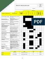 DB-007 Matriz de Capacitación en HSE
