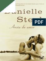 Ansia de Amor - Danielle Steel