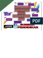 RPT KSSM PM T1 2018