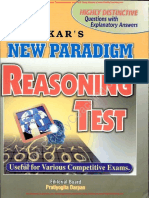20 Complete 232 Pages Book of Reasoning