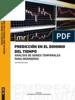 Prediccion en El Dominio Del Tiempo-Series Temporales