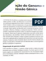 Cap. 2 - Organiz. do Genoma e Expressão Gênica