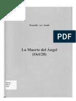 La Muerte Del Ángel (Oboè, Clarinet Sib, Saxòfon Alt, Clarinet Baix, Fagot)