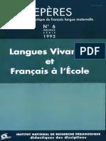 Repères nº 6 -1992.pdf