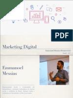 Curso Marketing Digital 60h I