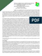 Ecosistemas Marinos Chavez Velazco