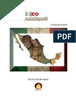 México, Estamos Orando Por Ti