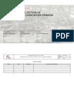 PME-0210-02 Mtto Sistema de Lubricación Chancadora Primaria_Rev. D