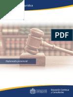 Argumentcion Jurídica DIplomado