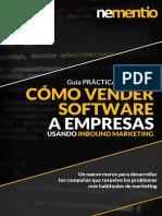 eBook Guia Para Vender Software a Empresas