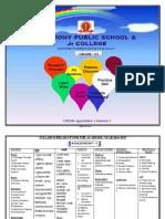 Planner of Grade VI HPS