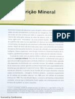 Cap. 5 - Nutrição Mineral