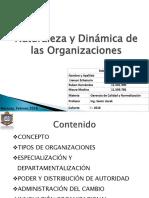 4 Estructura Y Dinámica Organizacional (Grupo 1)