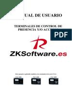 Manual Terminales Blanco Negro