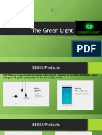 The Green Light-pwp