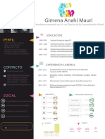 CV Gimena Anahi Mauri