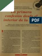 Apsi N 380, 1991, La Primera Confesión Desde El Interior de La DINA, Luz M. Arce