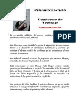 Presentacion e Indice Tematico Por Bloques