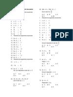 Algebra Verano