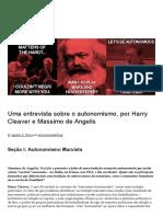 Uma Entrevista Sobre o Autonomismo, Por Harry Cleaver e Massimo de Angelis _ Autonomista!
