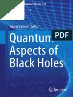 [Xavier Calmet] Quantum Aspects of Black Holes