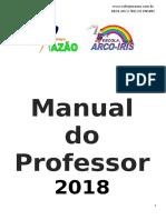 Manual Do Professor 2018