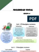 Articulo 11 - 14 de La Ley de Seguridad Social GRUPO 1