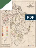 Mapa Curt Nimuendaju, 2017