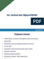 Air, Sanitasi Dan Higiene Wash