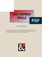 Old Empires Spells (8977966)