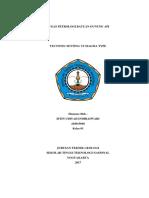 Tugas Petrologi Batuan Gunung API Uut 1