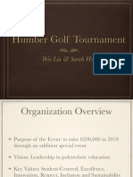 golf tournament pdf