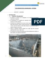 1.Proceso de Reparación de Cangrejera - Cisterna