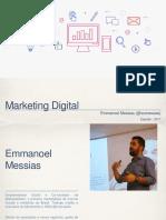 Curso Marketing Digital 60h