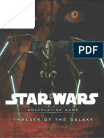 Star Wars Saga - Threats of the Galaxy