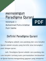 Kelompok 4 - Presentasi Paradigma Qurani