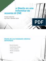 2. Criterios de Diseño Unifamiliar CNE