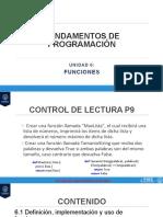 FP6 Funciones P2