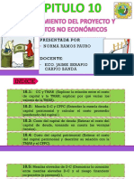 Diapositivas Ing. Economica (Capitulo 10)