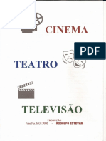 Curso Básico de Cinema Teatro e Televisão