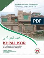 Brochure for Khpal Kor New Plot Allotment_1