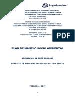 PLAN DE MANEJO SOCIO AMBIENTAL DME 11 (ampliacion)_RevPermisos_levantamiento fin.doc