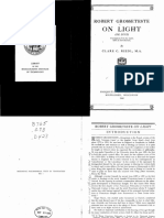 Grosseteste, Robert - On light.pdf