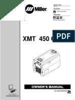 Manual Miller Xmt 450 Cc Cv