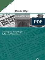 Municipal Bankruptcy
